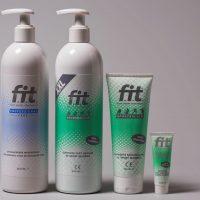 F.I.T. Sportbalsem voor herstel en preventie van sportblessures.